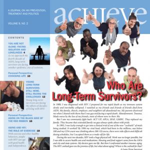 Achieve Magazine cover